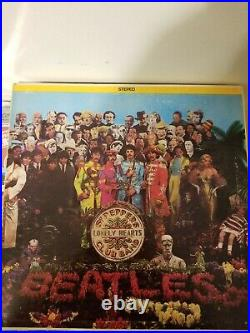 1967 1st Pressing The Beatles Sgt Peppers Lonely Hearts Club Band SMAS 2653
