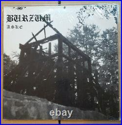 1BURZUM1 Aske MLP EP 1st pressing DSP mayhem