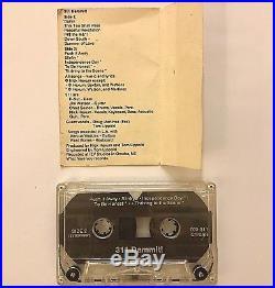 311 Dammit! VERY RARE first release original cassette tape