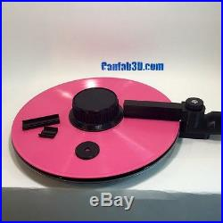 3D Printed Record Cleaning Machine. Bring your old vinyl back to life