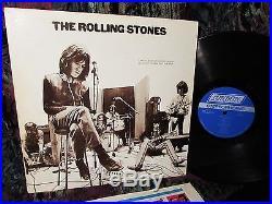 400 ONLY! 1969 DJ ORIG PROMO ROLLING STONES'63'69 RADIO ONLY LP Beatles