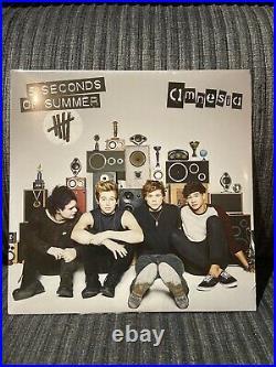 5sos amnesia vinyl 7 SEALED rare 5 seconds of summer American idiot