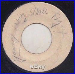 68 Gay Feet Rocksteady 45 Johnny & The Attractions Young Wings Can Fly