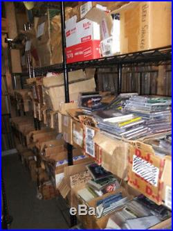 86,802 CATALOGUED vinyl RECORDS LP DISCOGS Ready $900k+ RETAIL VALUE
