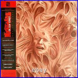 A Nightmare on Elm Street Complete Series Soundtrack 8-LP Vinyl Record Box-Set