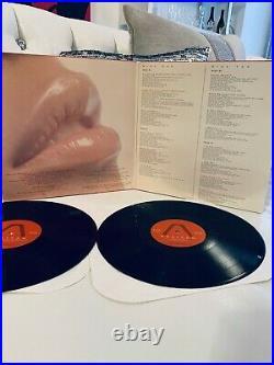 AALIYAH s/t 2001 original 2-LP Vinyl Record RnB HipHop Timbaland Rare