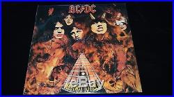 AC/DC Box Set Vol 1 Vinyl LP Records Aussie Albert Productions Red Label OOP