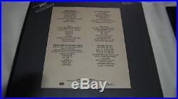 AC/DC Box Set Vol 1 Vinyl LP Records OZ Alberts Black Label with Transfer + Flyer
