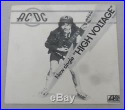 AC/DC High voltage 7 UK with Original Picture Sleeve SUPER RARE K10860