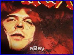 AC/DC Highway To Hell 12 vinyl album LP Australia 1st Press AUTOGRAPHED