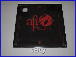 AFI Sing The Sorrow DOUBLE LP RED VINYL sealed RARE OOP. LAST COPIES