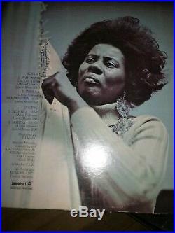 ALICE COLTRANE Ptah, The El Daoud LP IMPULSE! AS 9196 US 1970 Pharoah Sanders