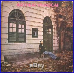 ARTHUR VEROCAI s/t BRAZIL SOUL PYSCH GROOVE ORIGINAL LP HEAR