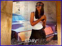 Aaliyah One In A Million (2xLP, 12 Vinyl Album)