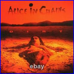 Alice In Chains Dirt remastered MOV audiophile 180gm vinyl LP NEWithSEALED