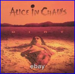 Alice In Chains Dirt (remastered) New Vinyl Record