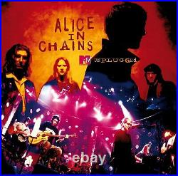 Alice In Chains MTV Unplugged MOV audiophile 180gm vinyl 2 LP NEWithSEALED