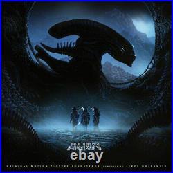 Alien Original Soundtrack Acid Blood Green Color Vinyl Mondo LP Record Album