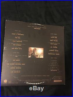 Almost Famous Soundtrack Vinyl 2x LP (Untitled) /2500 Classic Records NM 200GRAM