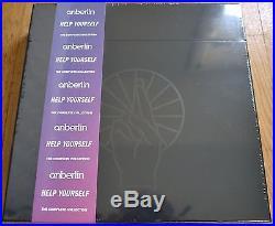 Anberlin Help Yourself Vinyl 7xLP Box Set, Friendship, Blueprints, Cities, New