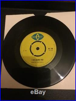 Austin Faithful Uncle Joe/ I Am Losing You Blue Cat Bs140 Vg+ Rocksteady Reggae