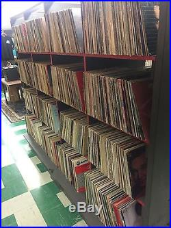 Awesome Vinyl Record Collection