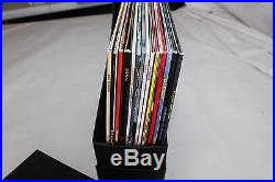 Bad Religion Rare 15 Album 30th Anniversary Box Set Red Vinyl Records