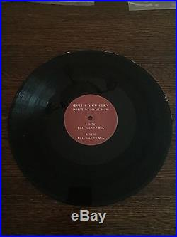 BANKSY QUEEN & CUNTRY Don´t Stop Me Now RARE 12 Vinyl LP Record MINT/NM