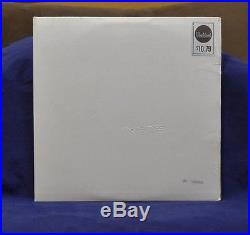 Beatlesmega Rare Sealed 2lpwhite Album1968 USA 1st Pressnumbered