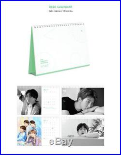 BTS 2020 SEASONS GREETINGS DVD+Calendar+Diary+Photo+Card+Poster+Sticker+etc