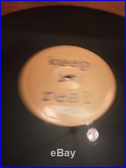 Banksy Laugh NowithKeep It Real Complete set of 4 DJ DM vinyl records and covers