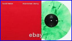 Beach House Depression Cherry Exclusive Limited Edition Green Swirl Vinyl LP