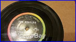 Beatles 1st Open-End Interview Record (Original Pressing)