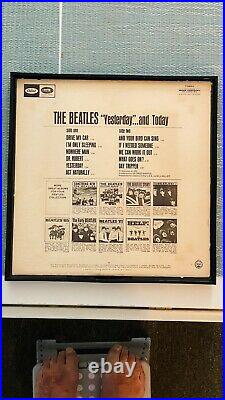 Beatles Butcher Cover Yesterday And Today 06/20/1966 Rare Mono Great Condition