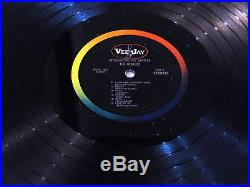 Beatles LP INTRODUCING THE BEATLES Stereo AD BACK SR-1062 Vee Jay Authentic