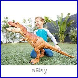Big Dinosaur Toys Jurassic World Kids Fun Gift Giant TRex Large Figure For Boys