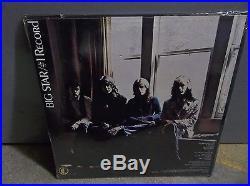 Big Star 1 Record Ardent Records Vinyl LP 1972 SEALED Alex Chilton