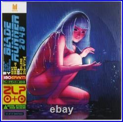 Blade Runner 2049 Sdtk. Teal & Pink Vinyl LP Vinyl Record Album Sealed Mondo