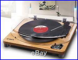 Bluetooth Streaming Belt Record Player Drive Turntable with USB Convert Vinyl