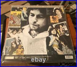 Bob Dylan Desire MoFi Super Vinyl #302 Sold Out MFSL 1000 pressed limited