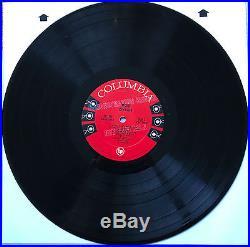Bob Dylan S/T Columbia CL 1779 Mono Promo LP 6 eye 1/A VG++