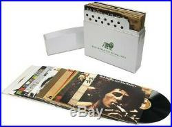 Bob Marley Complete Island Recordings (Rigid Box) box set Vinyl 12 LP NEW sealed