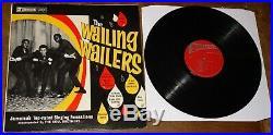Bob Marley The Wailers Wailing Studio One Jamaican 1st Press Lp 1966 Near Mint
