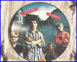 Böhse Onkelz Hier Sind Die Onkelz Picture Disc LP Rare Version Onklez