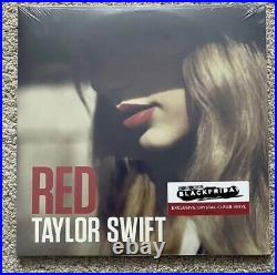 Brand New Taylor Swift Red RSD Limited Edition Clear Numbered Vinyl
