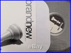 Brand New Your Favorite Weapon Vinyl LP Iodine Records RARE Pressing CLEAR