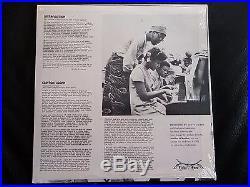 Brother to Brother Vinyl LP 1971 Cortland James Joe McPhee Rare Free Jazz Sealed