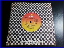 Bruce Springsteen Prove It All Night AUSTRALIAN Promo 7 Vinyl born to run