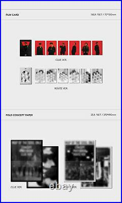 Bts Map Of The Soul One Concept Photo Book Special Set Full Package+gift Sealed