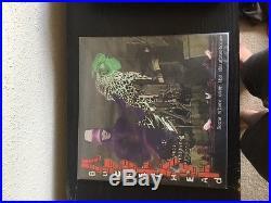 Buckethead Vinyl Collection Lp Record Rare set